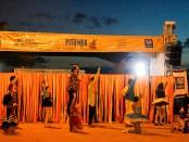 Apresentação da companhia de danças Waldeck Farias